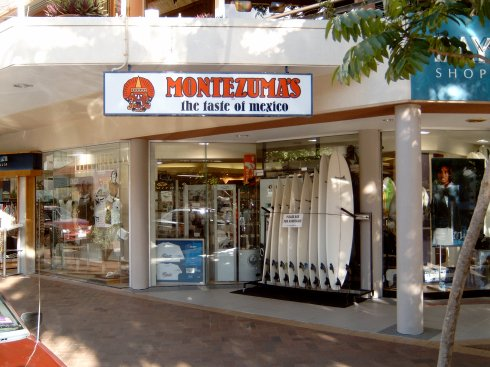 Montezuma Surfboards